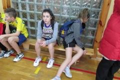 Drużynowe Powiatowe Igrzyska SZS w tenisie stołowym w Gorajcu