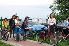 Rajd rowerowy do Nielisza