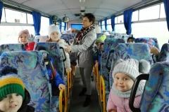 Warsztaty dotyczące bezpiecznego przebywania dzieci w centrum handlowym