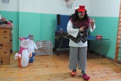 Występ klauna Waldusia
