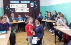 Więcej o: Święto Patrona naszej szkoły – Juliana Tuwima