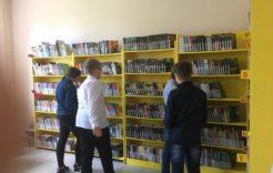 Więcej o: Wizyta w Miejsko-Gminnej Bibliotece w Szczebrzeszynie