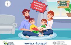 Więcej o: Dzieci uczą rodziców w domu
