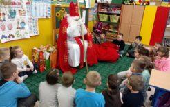 Więcej o: Wizyta Świętego Mikołaja